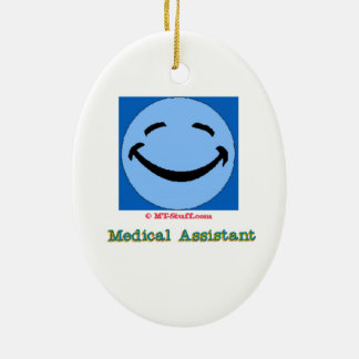 Medical Assistant Christmas Ornament