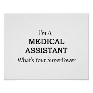 MEDICAL ASSISTANT POSTER