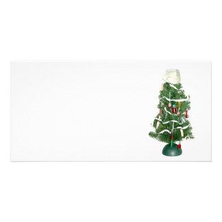 Medical Christmas tree Photo Cards