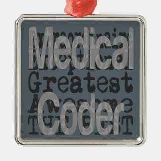Medical Coder Extraordinaire Christmas Ornament