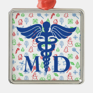 Medical Doctor Christmas Whimsy Ornament