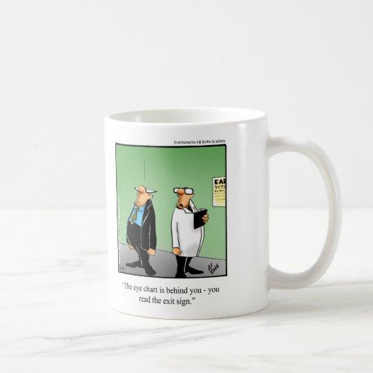 Medical/Doctor Humour Mug Gift