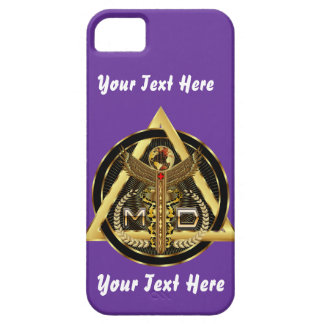Medical Doctor Logo Universal VIEW ABOUT Design iPhone 5 Covers