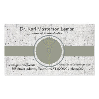Medical Doctor Office & Appointment Pack Of Standard Business Cards