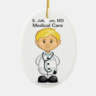 Medical - Doctor - SRF Christmas Ornament
