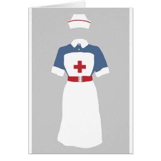 Medical & Emergency Nursing Services Card