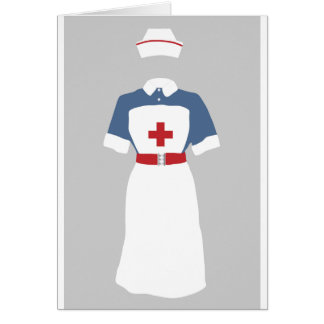 Medical & Emergency Nursing Services Greeting Card