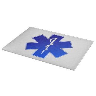 Medical EMS Symbol Cutting Board