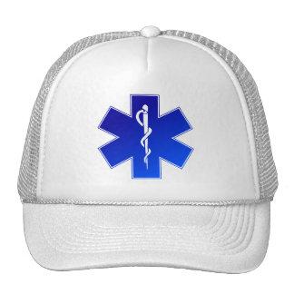 Medical EMS Symbol Mesh Hat