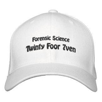 Medical Examiner - Twinty Foor 7ven Embroidered Cap