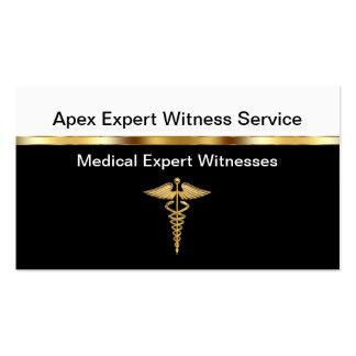 Medical Expert Witness Business Cards