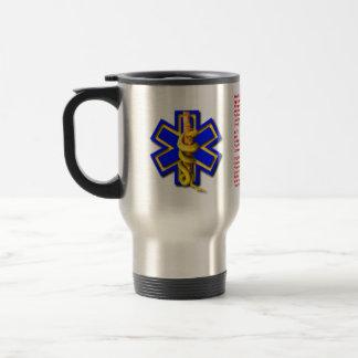 Medical First Responder s Training Mug