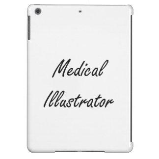 Medical Illustrator Artistic Job Design iPad Air Cover