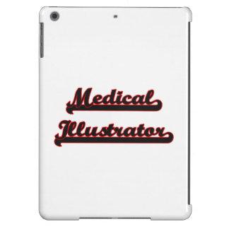 Medical Illustrator Classic Job Design iPad Air Cases