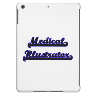 Medical Illustrator Classic Job Design Case For iPad Air