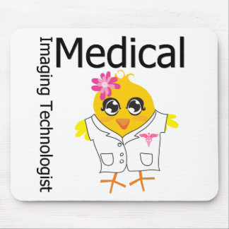 Medical Imaging Technologist Chick Mousepad
