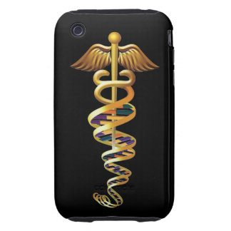 Medical Insignia iPhone 3 Tough Cases