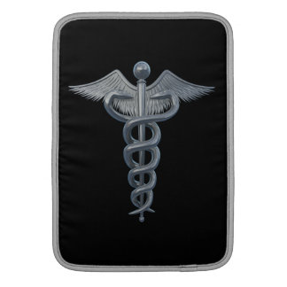 Medical Profession Symbol MacBook Sleeve