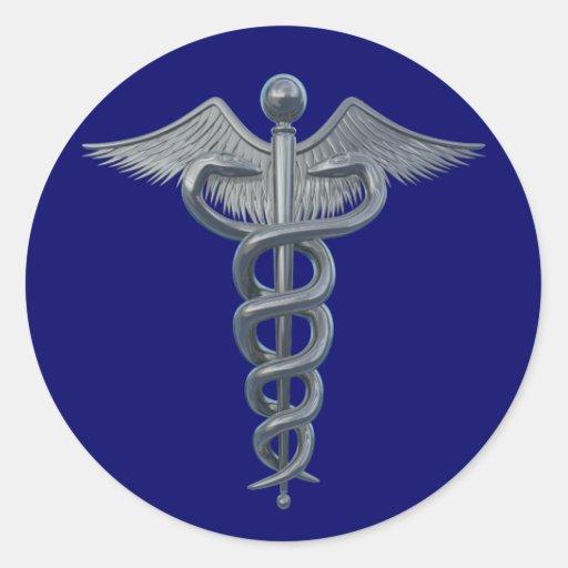 Medical Profession Symbol Stickers