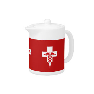 Medical Professional teapot