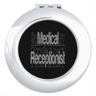 Medical Receptionist Extraordinaire Mirrors For Makeup