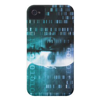 Medical Research in Genetics and DNA Science Case-Mate iPhone 4 Cases
