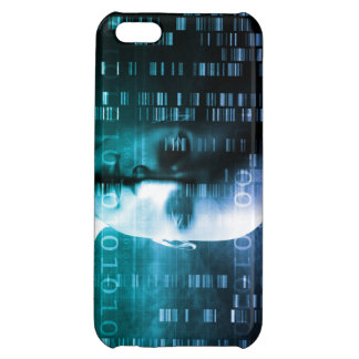 Medical Research in Genetics and DNA Science Cover For iPhone 5C