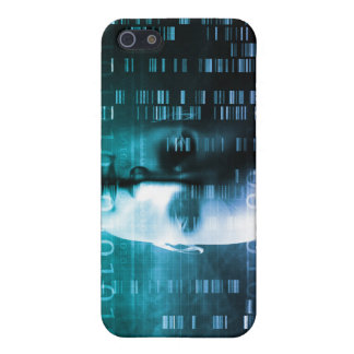Medical Research in Genetics and DNA Science iPhone 5 Covers