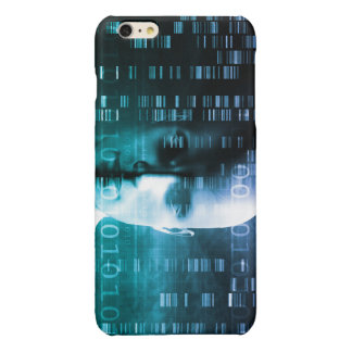 Medical Research in Genetics and DNA Science iPhone 6 Plus Case