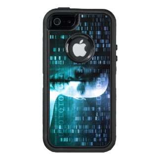 Medical Research in Genetics and DNA Science OtterBox iPhone 5/5s/SE Case