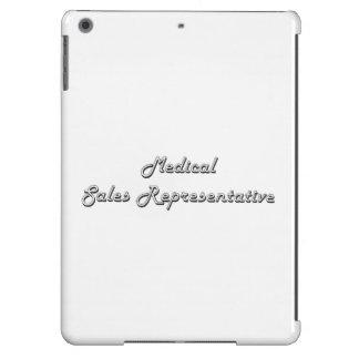 Medical Sales Representative Classic Job Design iPad Air Cases