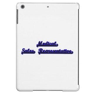 Medical Sales Representative Classic Job Design iPad Air Cover