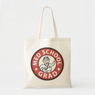 Medical School Grad (Male) Tote Bag