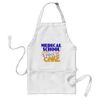 Medical School - Piece of Cake Standard Apron