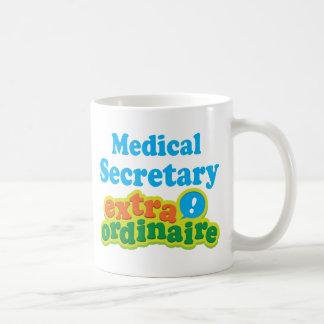 Medical Secretary Extraordinaire Gift Idea Mugs