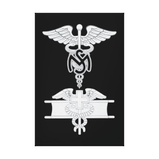 Medical Service EFMB Canvas Print