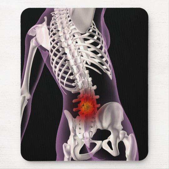 Medical Skeleton Mousepad