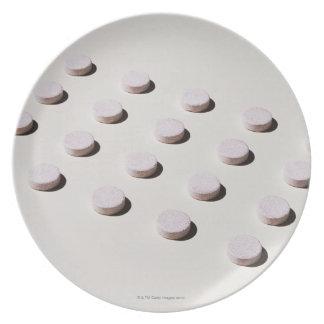 Medical Still Life 5 Plate