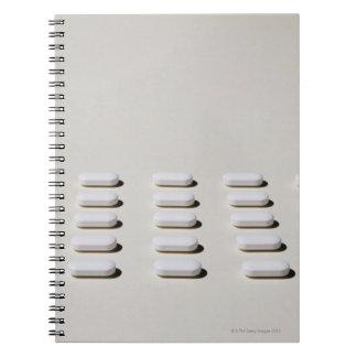 Medical Still Life Notebooks