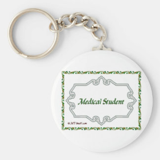 Medical Student - Classy Key Ring