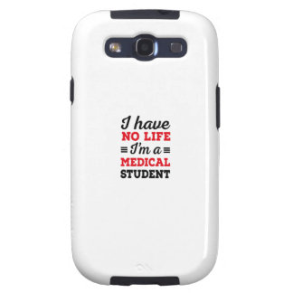 medical student galaxy s3 case