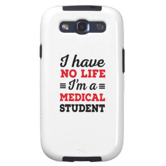 medical student galaxy s3 cover