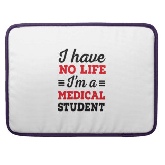 medical student MacBook pro sleeve