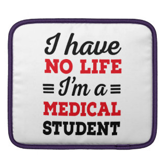 medical student sleeve for iPads