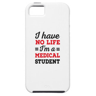 medical student tough iPhone 5 case