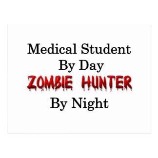 Medical Student/Zombie Hunter Postcard