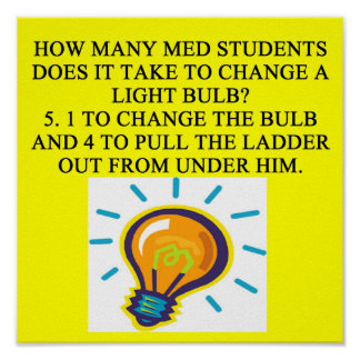 medical students poster