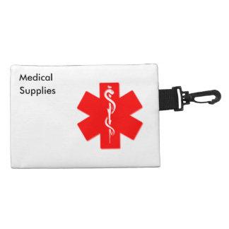 Medical Supplies Clip on Bag