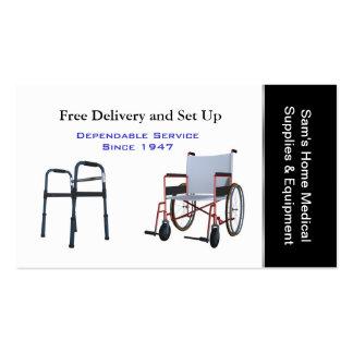 Medical Supplies & Equipment Business Card
