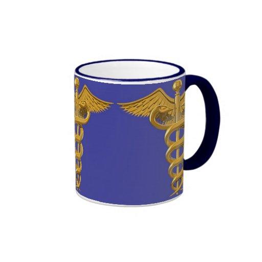 Medical Symbol Ringer Mug